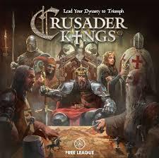 Crusader <b>Kings</b>: The Board <b>Game</b> | Купить <b>настольную игру</b> ...