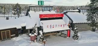 <b>Santa</b> Claus Village in Rovaniemi in Lapland Finland Arctic Circle