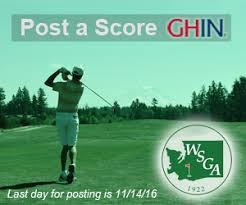 Image result for last day for posting ghin wsga