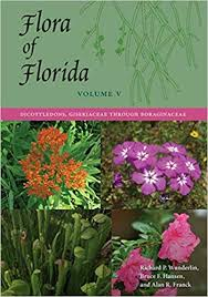 Flora of Florida, Volume V: Dicotyledons, Gisekiaceae through ...