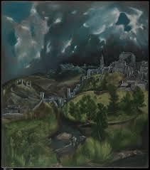 <b>Вид Толедо</b> (<b>картина</b> Эль Греко) — Википедия