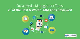 Social Media Management Tools: 26 of the Best & Worst SMM Apps ...