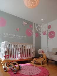 baby nursery decor awesome creation modern baby girl nursery room wallpaper white grey sticker blossom baby nursery girl nursery ideas modern