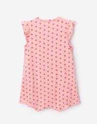 Розовый комбинезон «Малышарики» для малышки Gloria Jeans ...