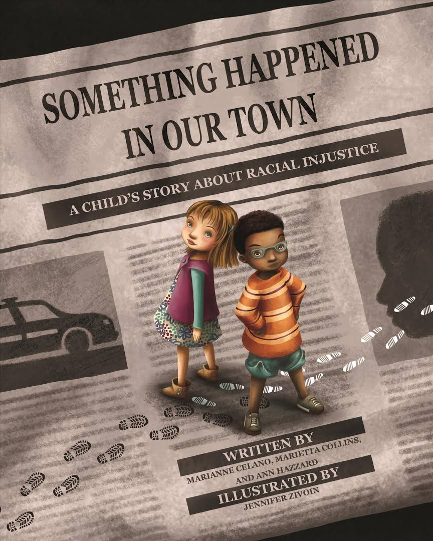 在我們鎮發生的事情,書的封面