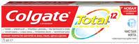 <b>Зубная паста COLGATE Total</b> 12 Чистая мята – купить в сети ...