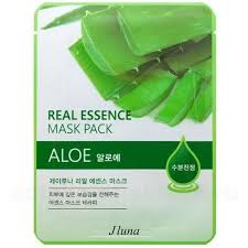 JLuna <b>Тканевая маска с алоэ</b> 25мл N 1 купить в Аксарка ...