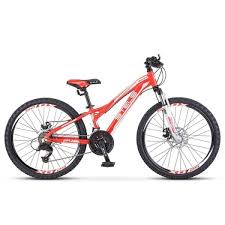 <b>Велосипед Stels Navigator</b> 24' <b>460</b> MD K010 Красный (LU092699 ...