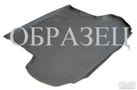 <b>Коврик багажника</b> (резинопластик <b>жесткий</b>) ВАЗ 2108-2109-21099