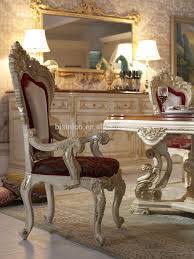 French Style Dining Room Furniture Bisini Luxury Italian Style Dining Tablefrench Royal Dining Room