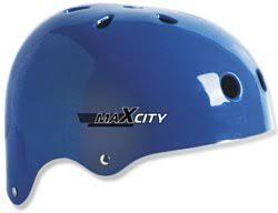 <b>Maxcity Roller</b> blue купить <b>шлем</b> для катания на роликах недорого ...