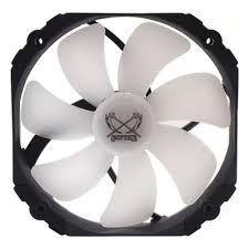 <b>Вентилятор</b> для корпуса <b>Scythe Kaze Flex</b> 140 mm RGB PWM <b>Fan</b> ...