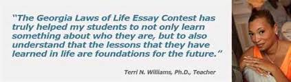 the laws of life essay program has many benefits grdcep  georgia laws of life essay contest