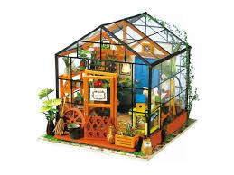 Купить Интерьерный <b>конструктор DIY House</b> Оранжерея Kathy's ...