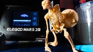 <b>Elegoo</b> Mars 2 Pro $300 Resin <b>3D Printer</b> Review! - YouTube