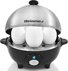 Elite Cuisine EGC-508 Egg Poacher, Omelet & Soft ... - Amazon.com