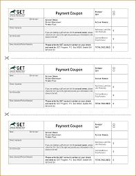 payment coupon book template shopgrat sample payment coupon book template template