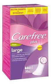 <b>Прокладки</b> женские <b>гигиенические Carefree</b> - купить <b>прокладки</b> ...