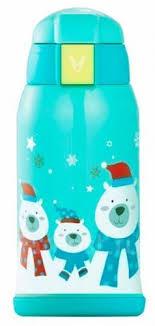 Детский <b>термос Xiaomi Viomi Children</b> Vacuum Cup Салатовый ...