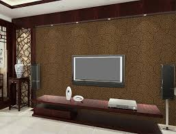chinese style decor: chinese style coffee wallpaper pvc classical sofa wall tv background wall papers roll home decor