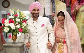 <b>3 Bridal</b> Looks We Loved from Neha Dhupia's Elegant <b>Wedding</b>