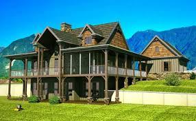 Lake House Plans   Specializing in lake home floor plansmountain house plan   loft banner elk