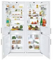 <b>SBS</b> 66I2 Premium NoFrost <b>Встраиваемый холодильник</b> Side-by ...