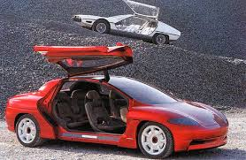 Bertone Karisma, 1994 | Best concept cars of all time ...