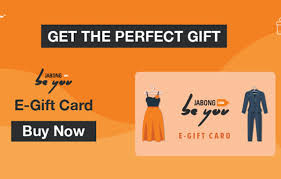 Jabong E-Gift Card – Giftingnation.in