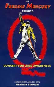 The Freddie <b>Mercury</b> Tribute Concert - Wikipedia