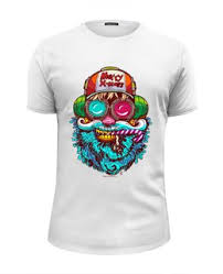 """Мужские футболки c эксклюзивными принтами """"<b>christmas</b>"""" - <b>Printio</b>"""
