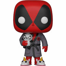 «<b>Фигурка Funko POP</b>! <b>Bobble</b>: Marvel: Deadpool Playtime ...