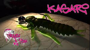 Новинки 2017!!! Kasari. <b>Приманки</b> под водой. <b>Crazy Fish</b> ...