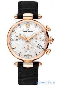 <b>Женские</b> наручные <b>часы Claude</b> Bernard. 10215-37R APN2 ...