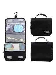 Buy 1Pc <b>Cosmetic</b> Bag <b>Waterproof</b> Design Portable Foldable ...