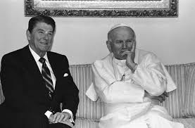 ronald reagan pope john paul ii and the alliance that won the ronald reagan pope john paul ii and the alliance that won the cold war op ed us news