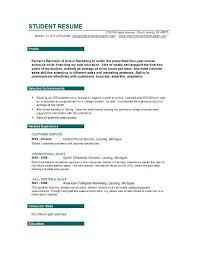 Resume Writing Tips for College Students  middot  A good resume opens doors for job seekers