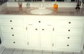 built bathroom vanity design ideas: trendy design built in bathroom vanity cabinets