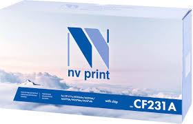 Тонер-<b>картридж NV Print CF231A</b>, черный, для лазерного принтера