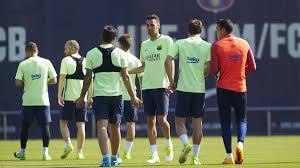 Barça-Real Sociedad: Busquets back, Mascherano out, Arda unfit ...