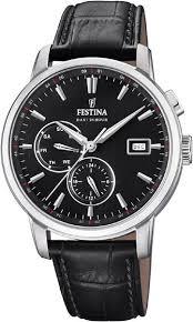 <b>Мужские</b> наручные <b>часы Festina F20280</b>/<b>4</b> кварцевые