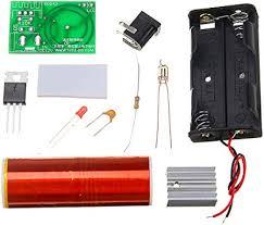Generic <b>3pcs DIY</b> Mini Tesla Coil Module <b>Kit</b> Magic Projects <b>DIY</b> ...