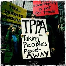 Image result for TPPA taking peoples power away