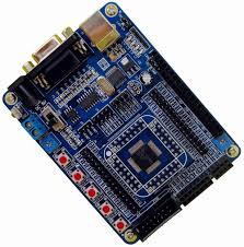 <b>Free shipping</b> ATMEGA32 development board <b>AVR Microcontroller</b> ...