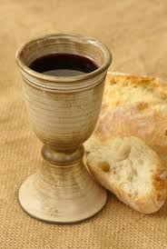 Image result for altar host and wine