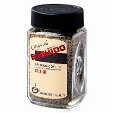 <b>Кофе BUSHIDO</b> Original <b>растворимый</b>,100г стекло