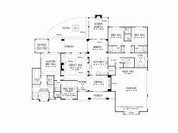 Eplans French Country House Plan   Gourmet Kitchen and Modern    Level