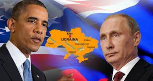 Risultati immagini per putin e il presidente dell'ucraina