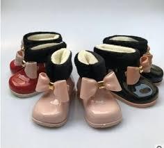 <b>2019 new mini sed</b> children bow rain boots baby rubber boots rain ...