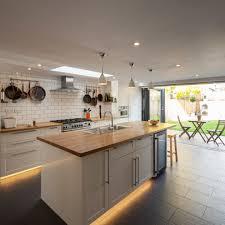 Contemporary Galley Kitchen Galley Kitchen Ideas For A Contemporary Kitchen With A Galley